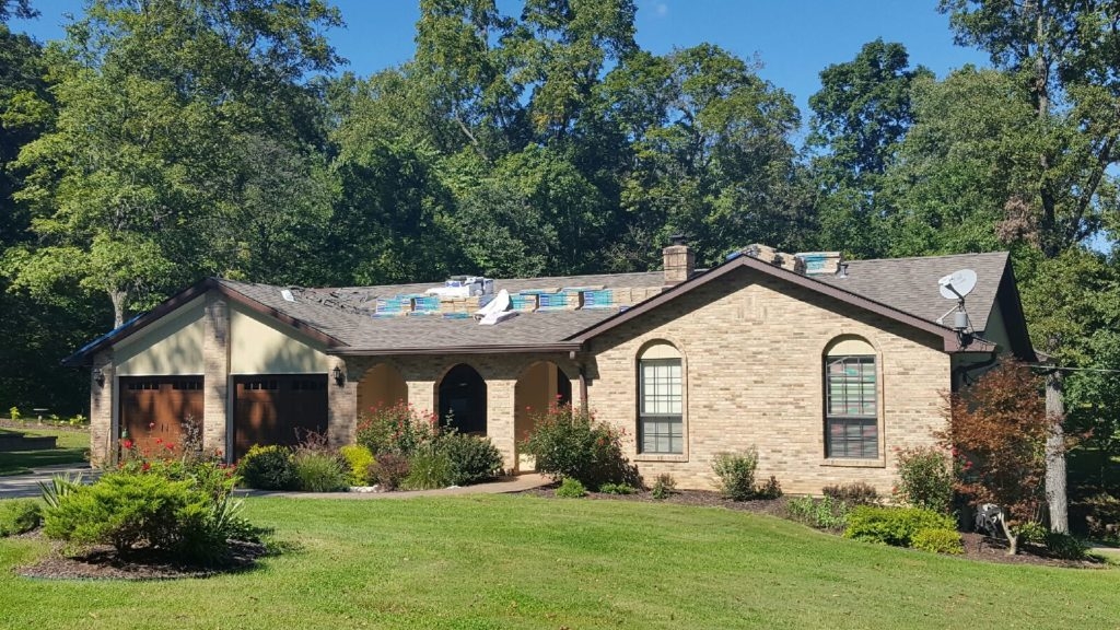 Residential Roofing Service